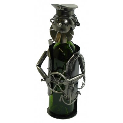 Sailor 1 Bottle Tabletop Wine Rack