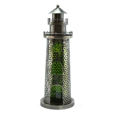 Light House 1 Bottle Tabletop Wine Rack
