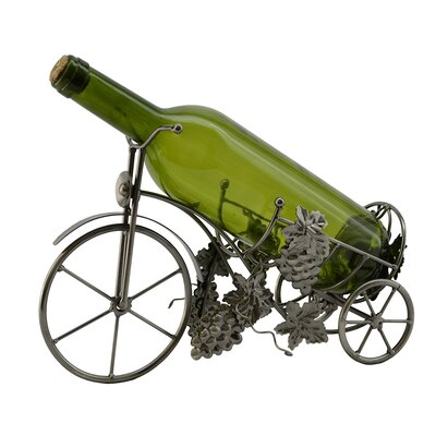 Tricycle 1 Bottle Tabletop Wine Rack