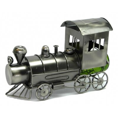 Train 1 Bottle Tabletop Wine Rack