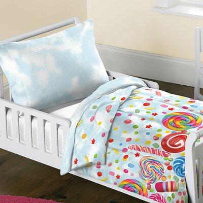 Hastings 2 Piece Toddler Bedding Set ZMIE6346 44254731