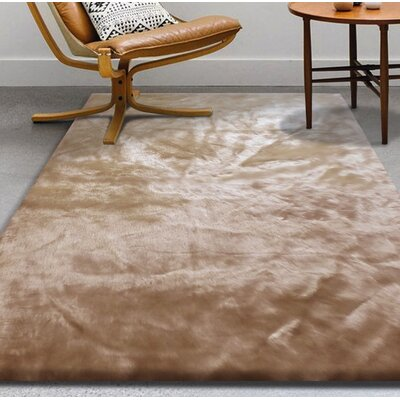 Mizzone Beige Indoor Area Rug