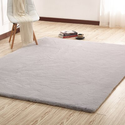 Affric Silver Area Rug