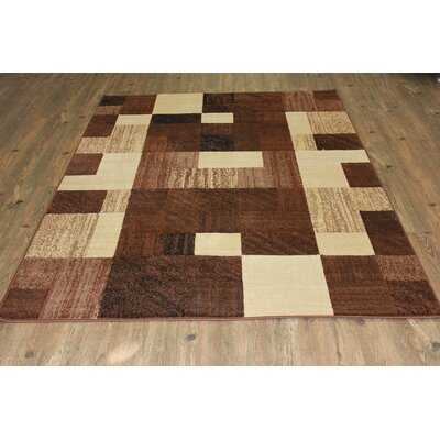 Pruett Brown Area Rug
