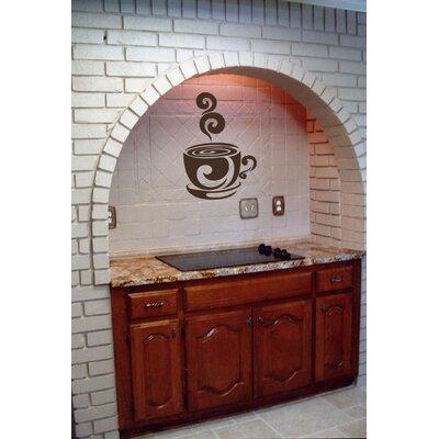 Delavan Coffee Cup Wall Decal WNSP2404 44673990