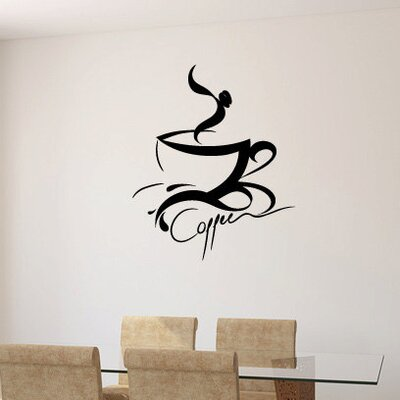 Provost Coffee Cup Wall Decal RDBA3744 44674427