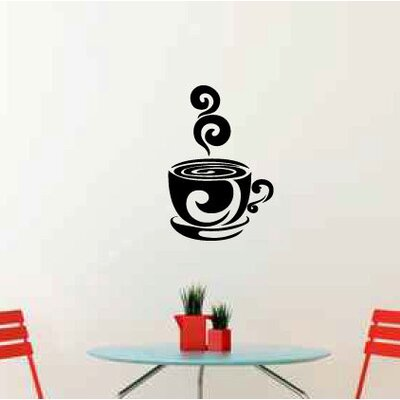 Delphi Coffee Cup Wall Decal WNSP2406 44674845