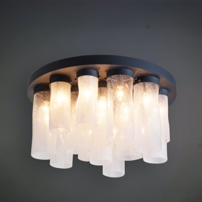 Briarcliff 19-Light LED Flush Mount