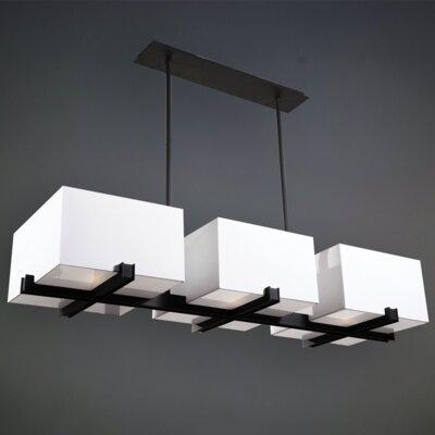 Dove Springs 3-Light LED Kitchen Island Pendant