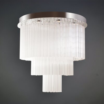 Rademacher 13-Light LED Flush Mount