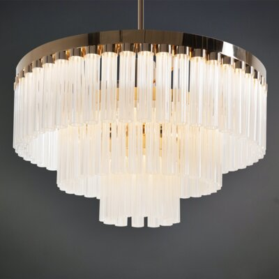 Alexandrina LED Crystal Chandelier