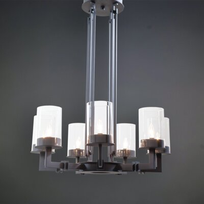 Briargate 7-Light LED Candle-Style Chandelier