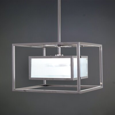 Quoizel 4-Light LED Foyer Pendant