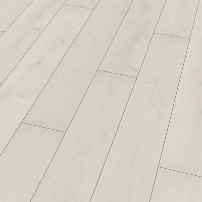 V4 7 x 51 x 8mm Oak Laminate Flooring in Beige