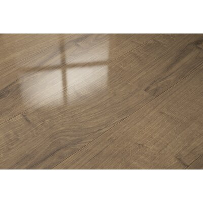 7 x 51 x 9mm Oak Laminate Flooring in Tan