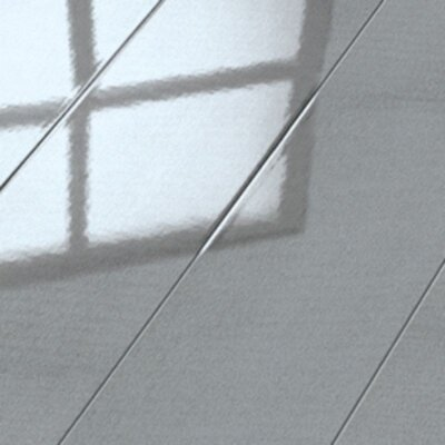 7 x 51 x 9mm Oak Laminate Flooring in Gray