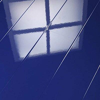 7 x 51 x 9mm Laminate Flooring in Blue
