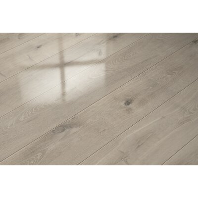 7 x 51 x 9mm Oak Laminate Flooring in Gray