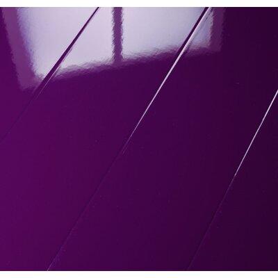 7 x 51 x 9mm Laminate Flooring in Purple