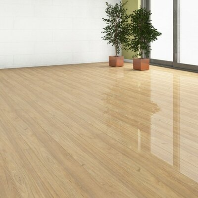 7 x 51 x 9mm Laminate Flooring in Beige
