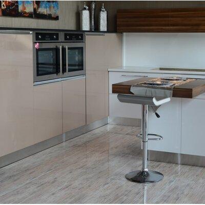 7 x 51 x 9mm Laminate Flooring in Gray