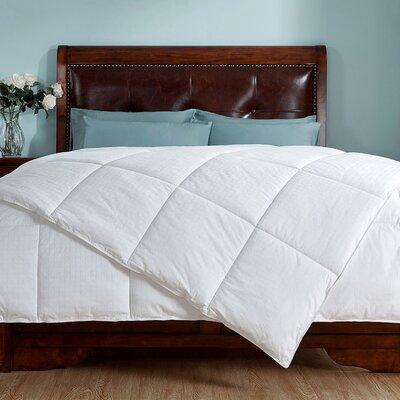 All Season Down Alternative Comforter Size: King