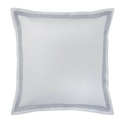 Ramage Embroidered Sham Size: Euro