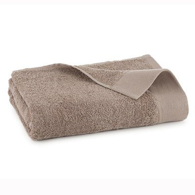 Marquette Terry Flax Bath Towel Color: Linen