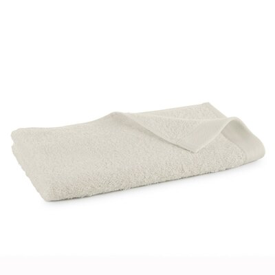 Marquette Terry Flax Hand Towel Color: Ivory