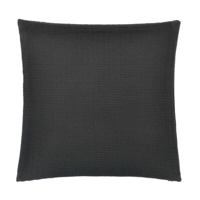 Balboa Textured Basketweave 100% Cotton Throw Pillow