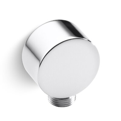 Contemporary Wall Supply Elbow Finish: Chrome
