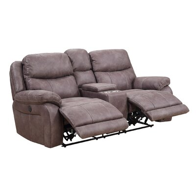 Rippy Reclining Loveseat Recliner Mechanism: Power Recline