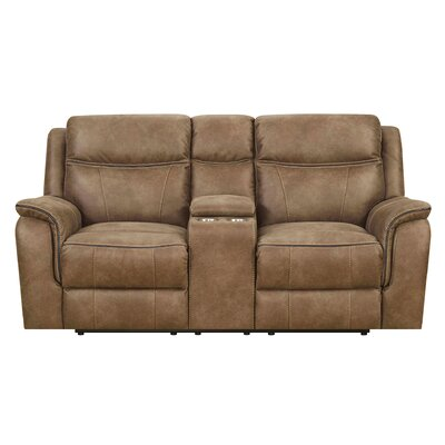 Rakhimov Reclining Loveseat Recliner Mechanism: Manual Recline