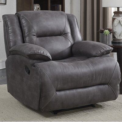 Finlay Rocker Recliner Reclining Type: Manual