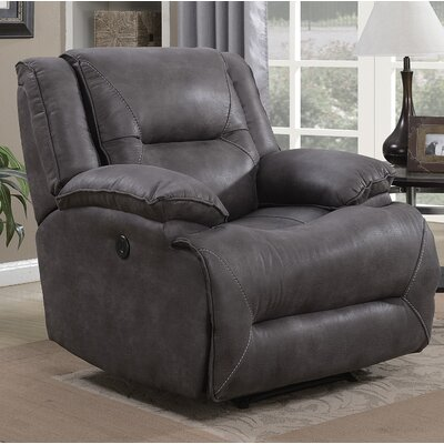 Finlay Rocker Recliner Reclining Type: Power