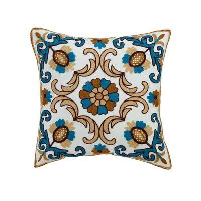 Hermon Linen Throw Pillow