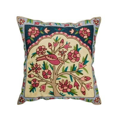 Parodi Linen Throw Pillow