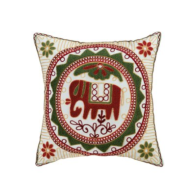 Nevaeh Linen Throw Pillow