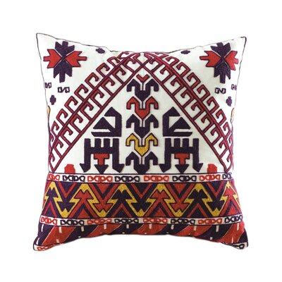 Nicolasa Linen Throw Pillow