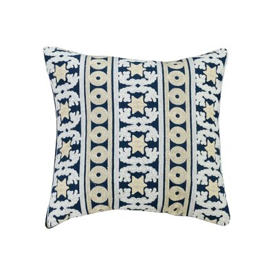 Burch Linen Throw Pillow