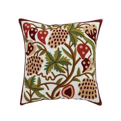 Parra Linen Throw Pillow