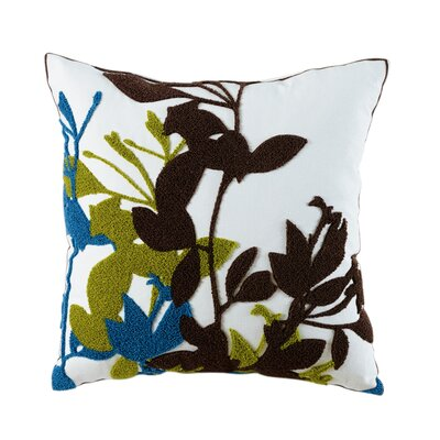 Keelin Linen Throw Pillow