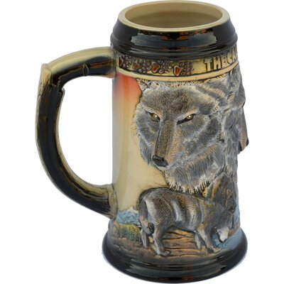 McCartner Call of The Wild Stoneware Mug LOPK8628 44032005