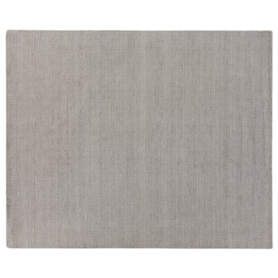Catalina Hand Woven Gray Area Rug Rug Size: Rectangle 12 x 15
