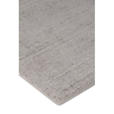 Catalina Hand Woven Gray Area Rug Rug Size: Rectangle 8 x 10