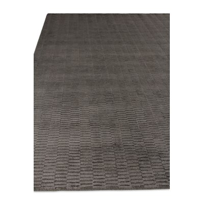 Addison Hand Woven Silk Stone Area Rug