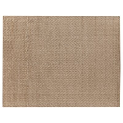 Demani Hand Woven Wool Brown Area Rug Rug Size: Rectangle 10 x 14