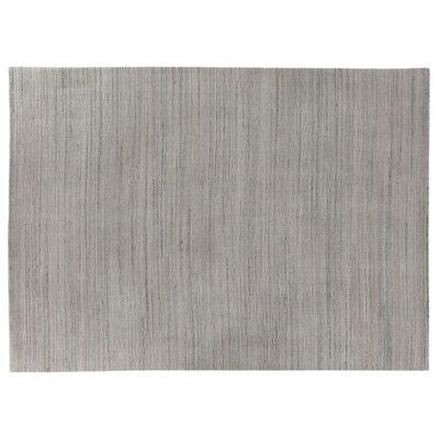 Palazzo Hand Woven Silk Silver Area Rug