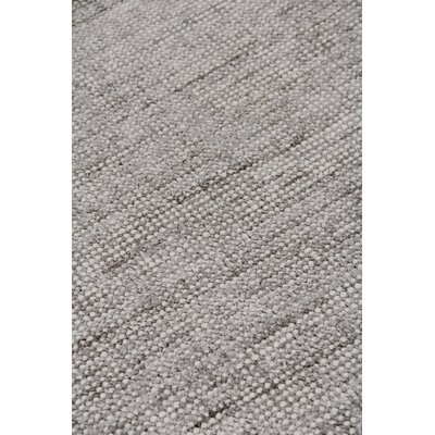 Catalina Hand Woven Gray Area Rug Rug Size: Rectangle 10 x 14