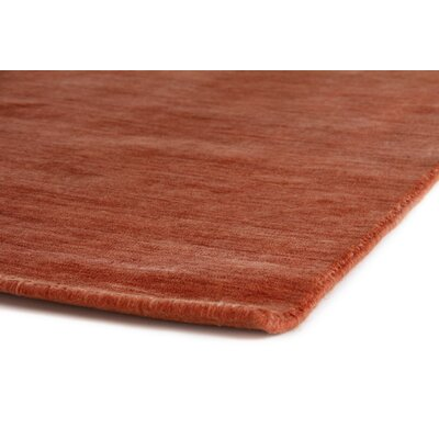 Dove Hand Woven Wool Sienna Area Rug Rug Size: Rectangle 6 x 9